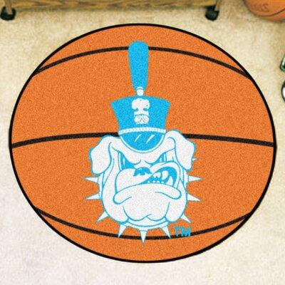 NCAA The Citadel Basketball Mat