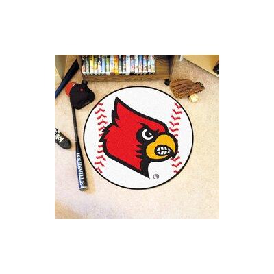 NCAA University of Louisville Baseball Mat