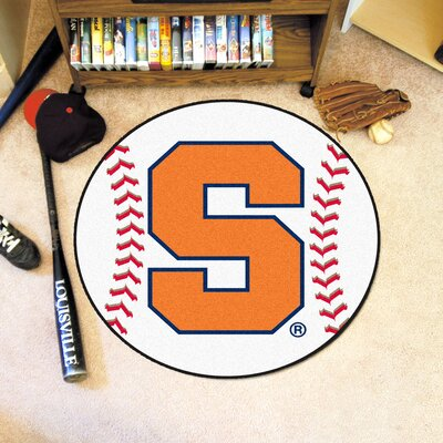 NCAA Syracuse University Baseball Mat