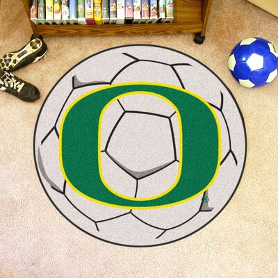 NCAA University of Oregon Soccer Ball