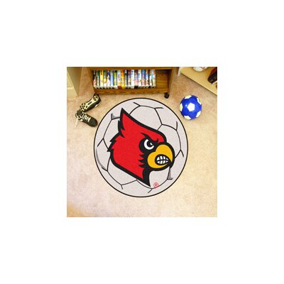 NCAA University of Louisville Soccer Ball