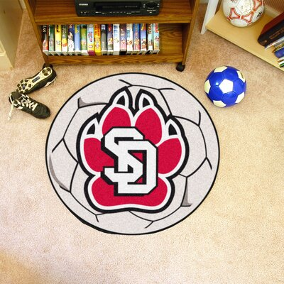 NCAA University of South Dakota Soccer Ball