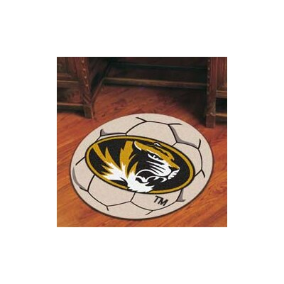 NCAA University of Missouri Soccer Ball