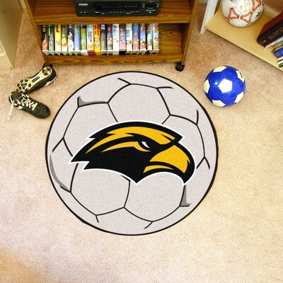 NCAA University of Southern Mississippi Soccer Ball