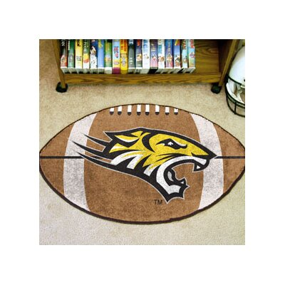 NCAA Towson University Football Mat