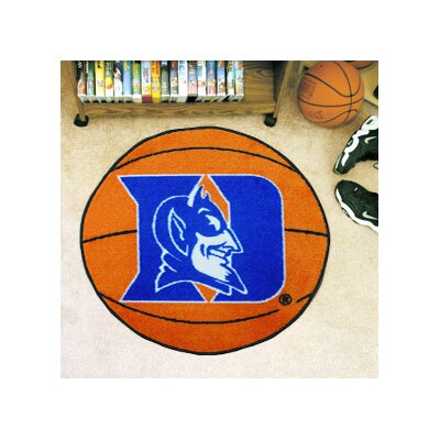NCAA Duke University Basketball Mat