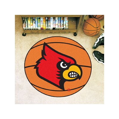 NCAA University of Louisville Basketball Mat