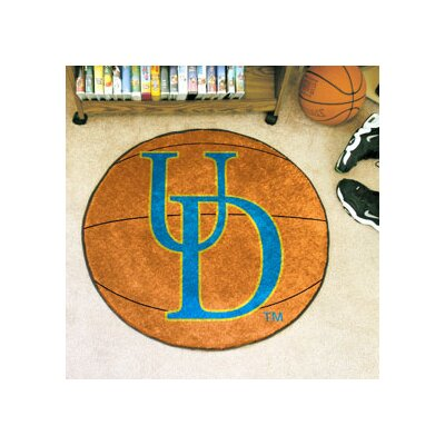 NCAA University of Delaware Basketball Mat