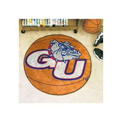NCAA Gonzaga University Basketball Mat