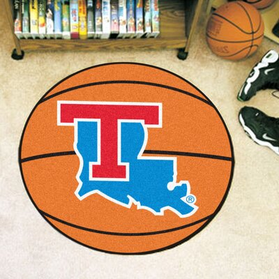 NCAA Louisiana Tech University Basketball Mat