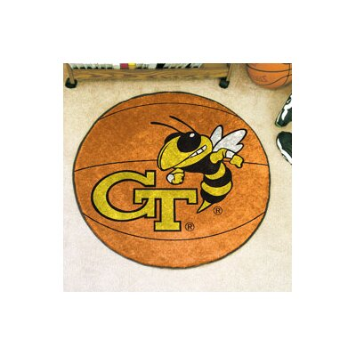 NCAA Georgia Tech Basketball Mat