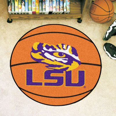 NCAA Louisiana State University Basketball Mat