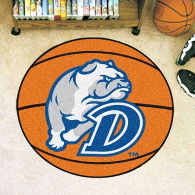 NCAA Drake University Basketball Mat