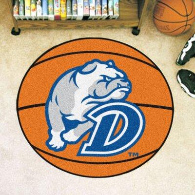 NCAA Drake University Basketball Mat