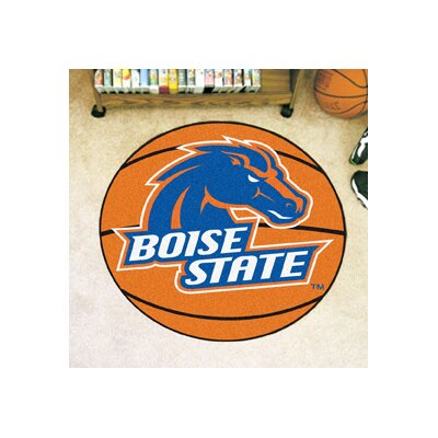 NCAA Boise State University Basketball Mat