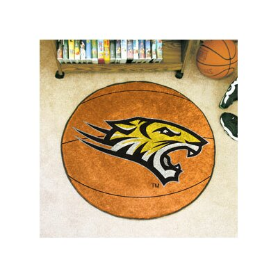NCAA Towson University Basketball Mat