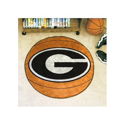 NCAA University of Georgia Basketball Mat