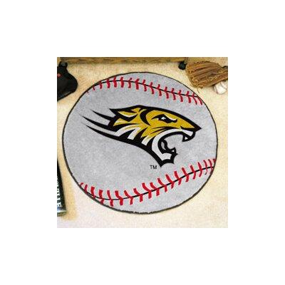 NCAA Towson University Baseball Mat