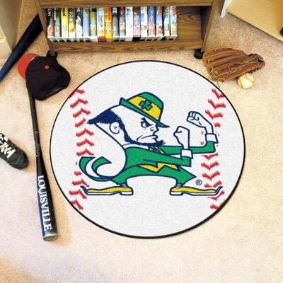 NCAA Notre Dame Baseball Mat