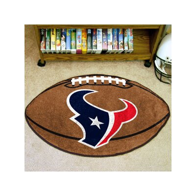 NFL - Houston Texans Football Mat