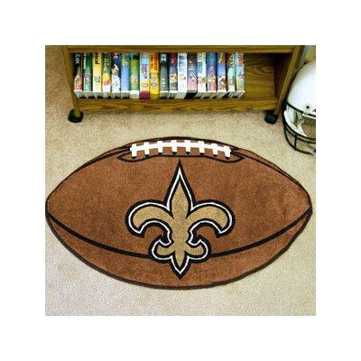 NFL - New Orleans Saints Football Mat
