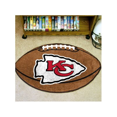 NFL - Kansas City Chiefs Football Mat