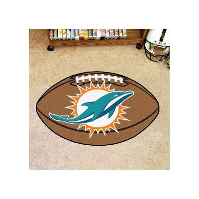 NFL - Miami Dolphins Football Mat
