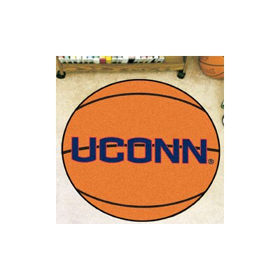 NCAA University of Connecticut Basketball Mat