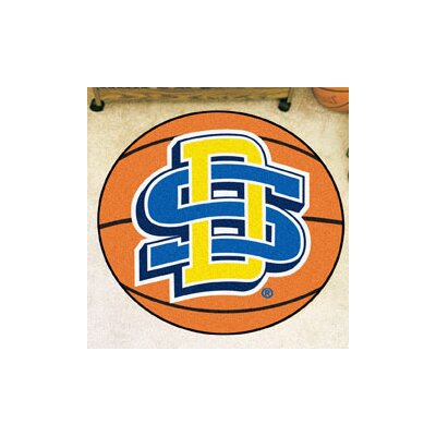 NCAA South Dakota State University Basketball Mat