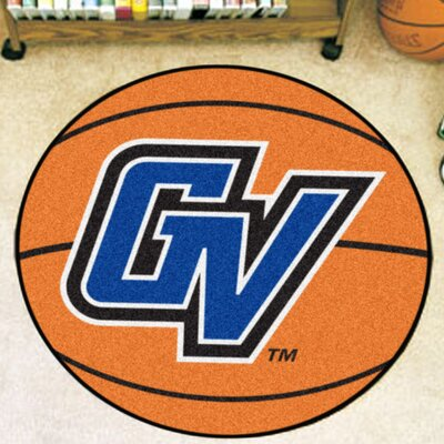 NCAA Grand Valley State University Basketball Mat
