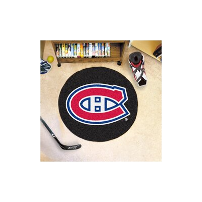 NHL - Montreal Canadiens Puck Doormat