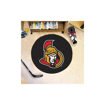 NHL - Ottawa Senators Puck Doormat