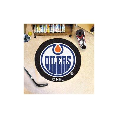 NHL - Edmonton Oilers Puck Doormat