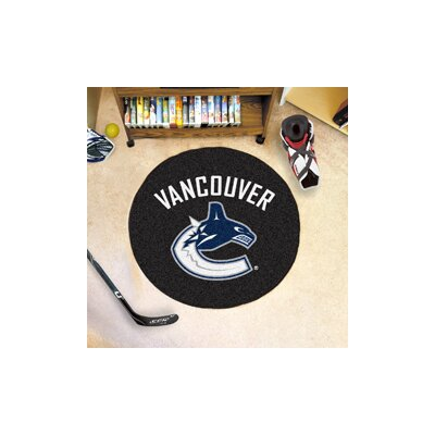 NHL - Vancouver Canucks Puck Doormat