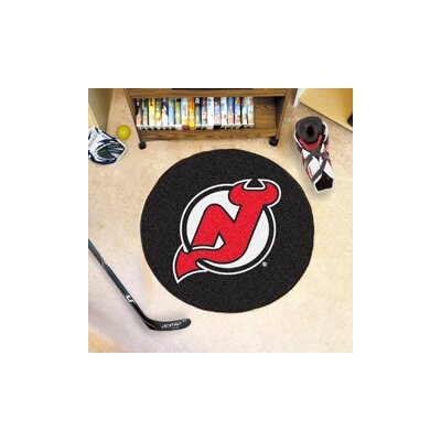NHL - New Jersey Devils Puck Doormat
