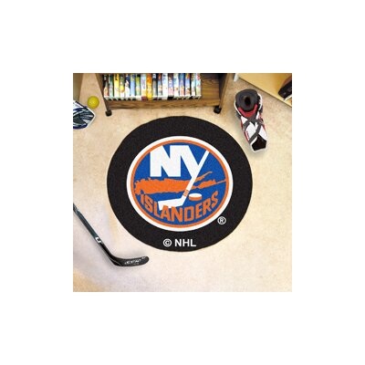 NHL - New York Islanders Puck Doormat