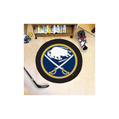 NHL - Buffalo Sabres Puck Doormat