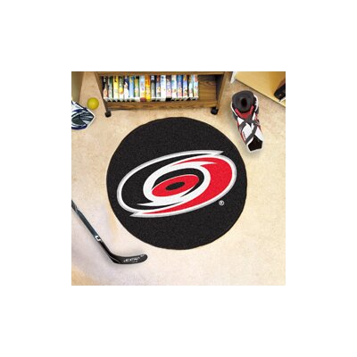 NHL - Carolina Hurricanes Puck Doormat