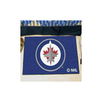 NHL - Winnipeg Jets Starter Doormat