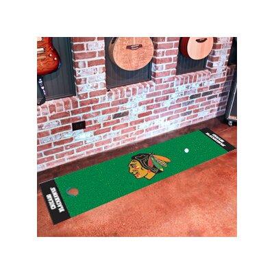 NHL - Chicago Blackhawks Putting Green Doormat