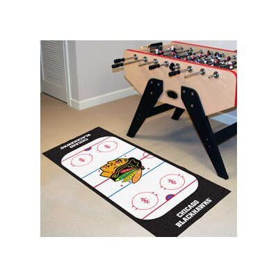 NHL - Chicago Blackhawks Rink Runner Doormat