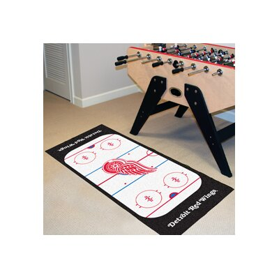 NHL - Detroit Red Wings Rink Runner Doormat