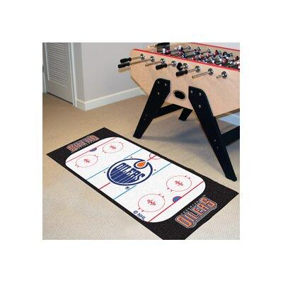 NHL - Edmonton Oilers Rink Runner Doormat