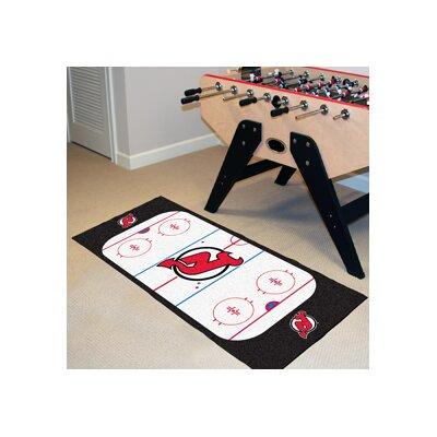 NHL - New Jersey Devils Rink Runner Doormat