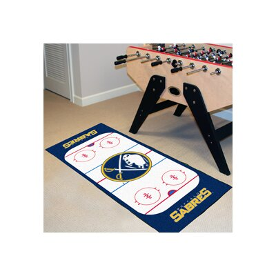 NHL - Buffalo Sabres Rink Runner Doormat