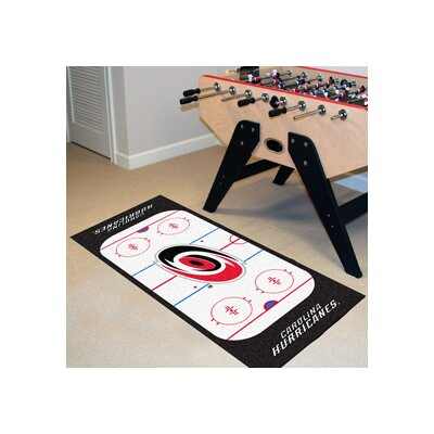 NHL - Carolina Hurricanes Rink Runner Doormat
