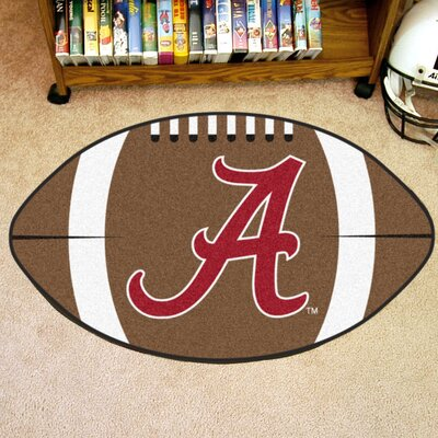 NCAA University of Alabama Football Mat