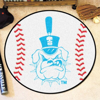 NCAA The Citadel Baseball Mat