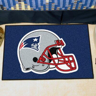 NFL - New England Patriots Ulti-Mat Rug Size: 5 x 6