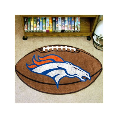 NFL - Denver Broncos Football Mat